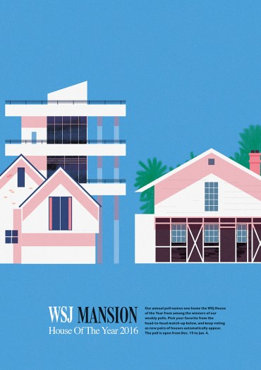 Posters archives mike lemanski for Wall street journal mansion
