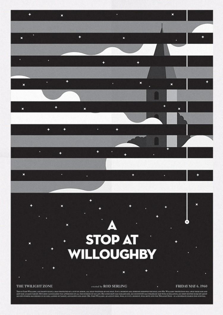 Twilight Zone Poster Series